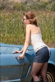 Britni Alleman - Modeling 2012