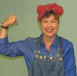 elizabeth michaels - Rosie the Riveter